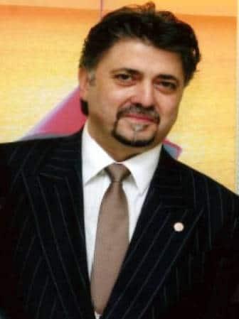 "Franco Scorrano "" Maestro e Presidente WFC"""