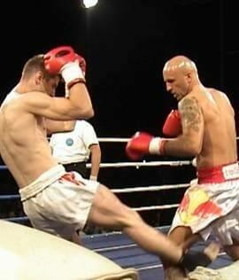"Stefano Paone ""Campione Intercontinentale Kick Boxing"""