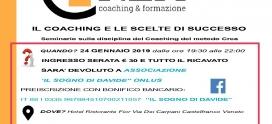 IL CREA COACHING E LE SCELTE DI SUCCESSO CASTELFRANCO VENETO